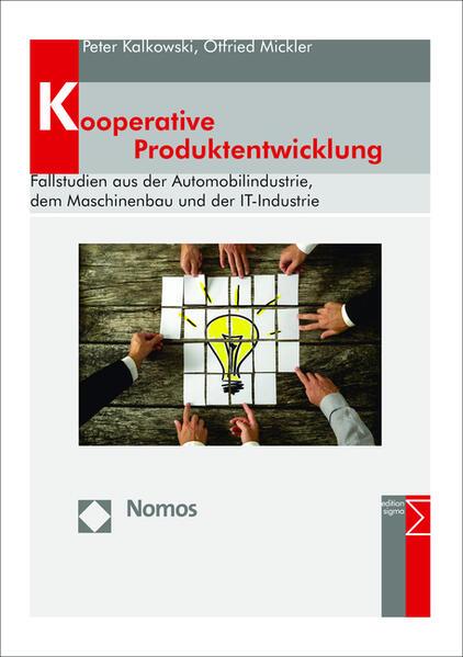 Kooperative Produktentwicklung - Coverbild