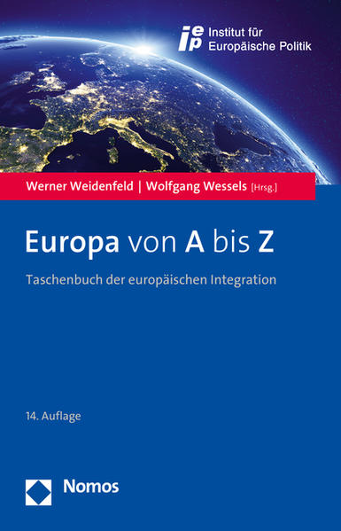 Europa von A bis Z - Coverbild