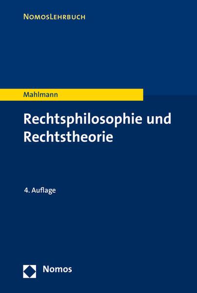 Rechtsphilosophie und Rechtstheorie - Coverbild