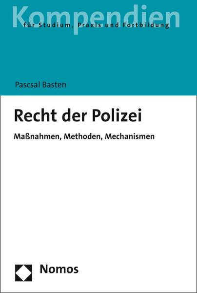 Recht der Polizei - Coverbild