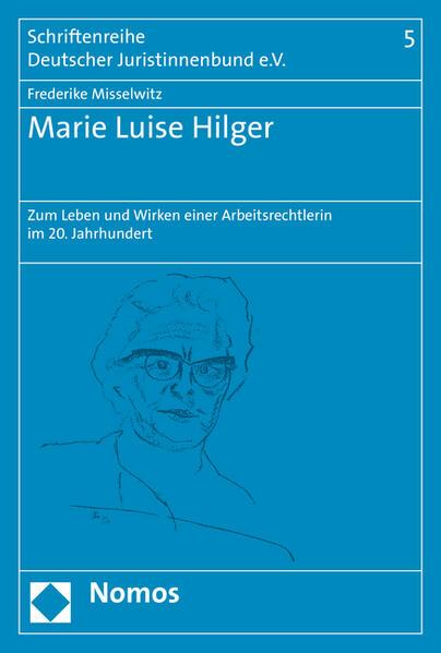 Marie Luise Hilger - Coverbild