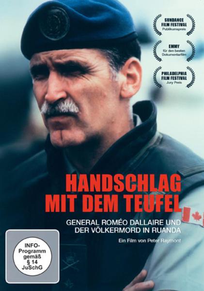 Handschlag mit dem Teufel - Coverbild