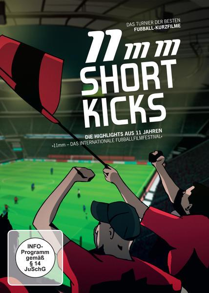 11mm shortkicks - Coverbild