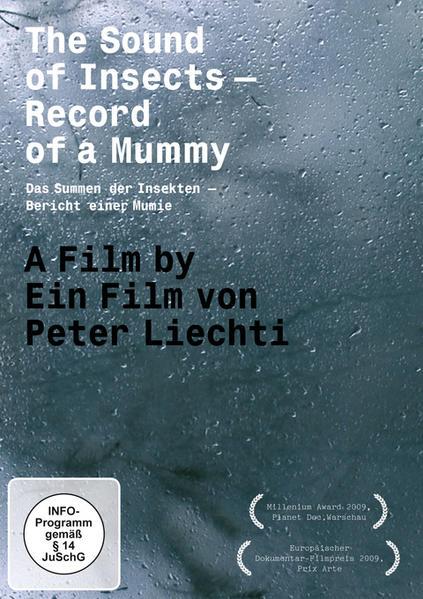 The Sound of Insects  (Das Summen der Insekten - Bericht einer Mumie) - Coverbild