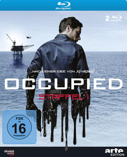 Occupied (Blu-Ray) - Coverbild