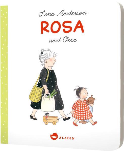 Rosa und Oma - Coverbild