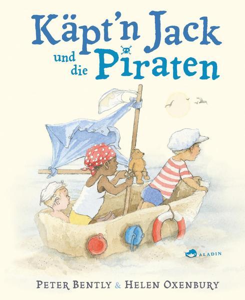 Käpt'n Jack und die Piraten - Coverbild