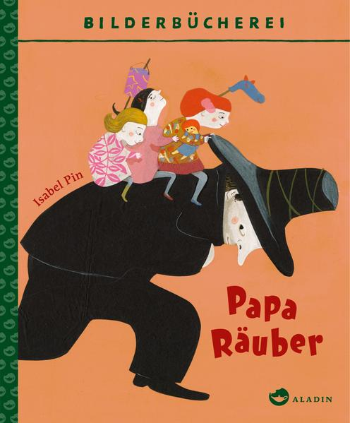 Papa Räuber - Coverbild