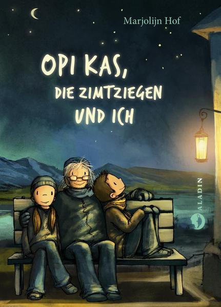 Opi Kas, die Zimtziegen und ich - Coverbild