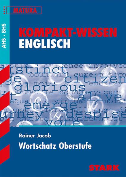 Kompaktwissen Englisch - Österreich Wortschatz Oberstufe - Coverbild