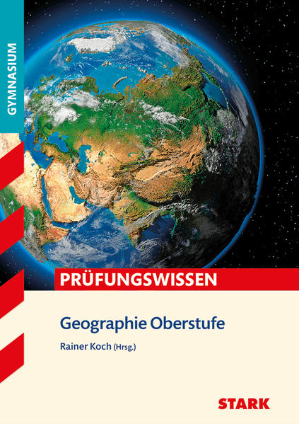 Prüfungswissen Geographie Oberstufe - Coverbild