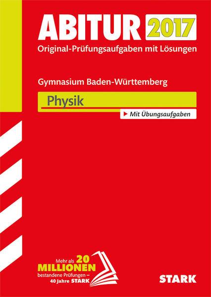 Abiturprüfung Baden-Württemberg - Physik - Coverbild
