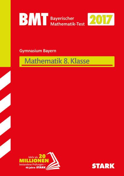 Bayerischer Mathematik-Test Gymnasium 8. Klasse - Coverbild