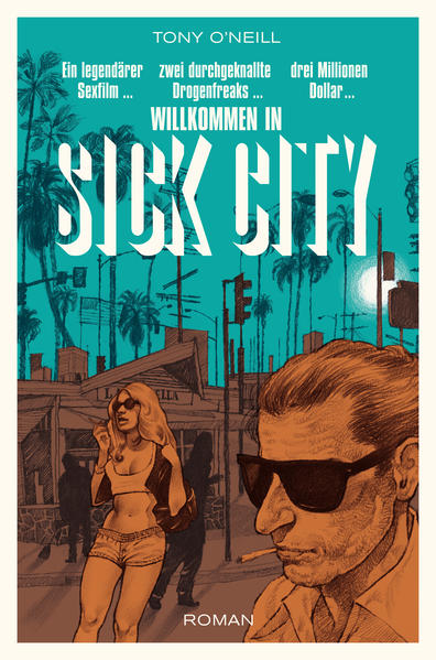 Sick City - Coverbild