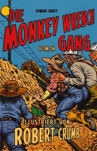 Die Monkey Wrench Gang - Coverbild