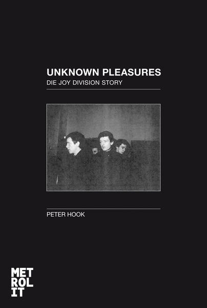Unknown Pleasures - Coverbild