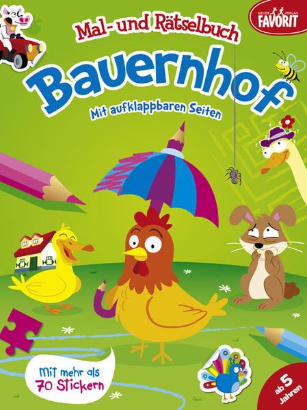 Bauernhof - Coverbild