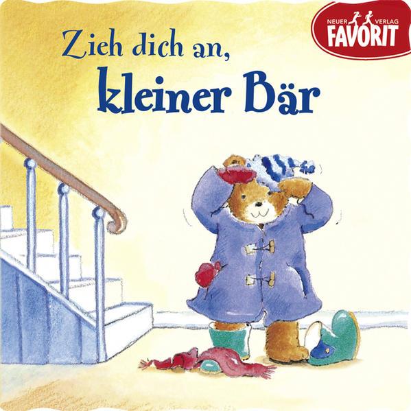 Zieh dich an, kleiner Bär - Coverbild