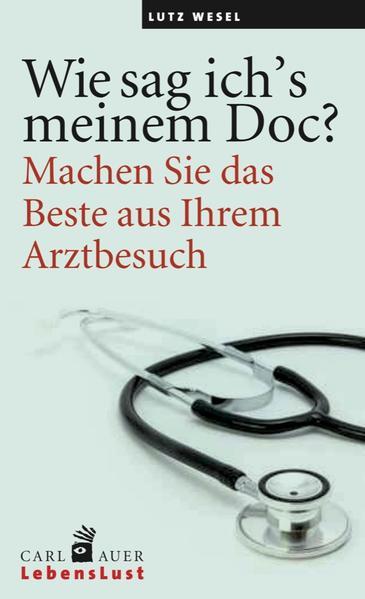 Wie sag ich's meinem Doc? - Coverbild