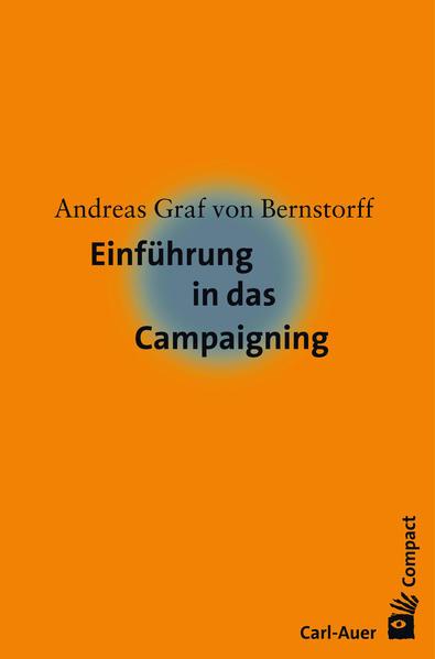 Einführung in das Campaigning - Coverbild