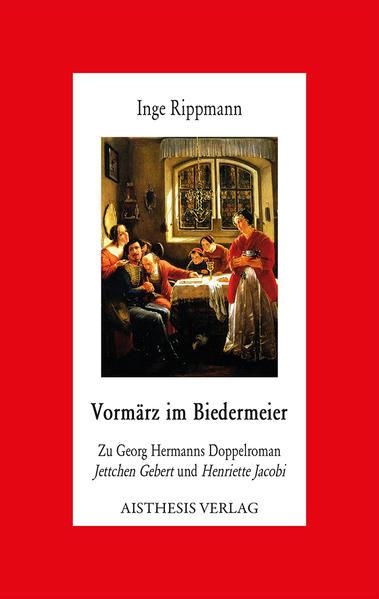 Vormärz im Biedermeier - Coverbild