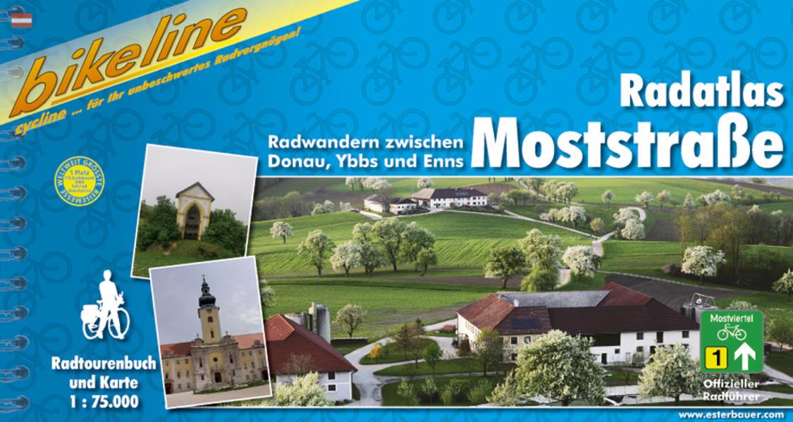Radatlas Moststraße - Coverbild