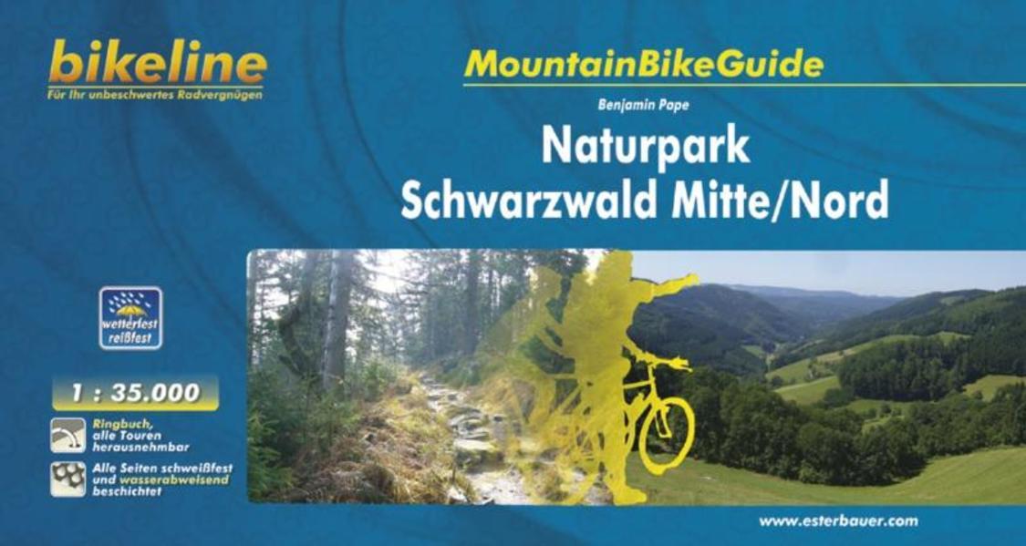 MountainBikeGuide Naturpark Schwarzwald Mitte/Nord Epub Free Herunterladen