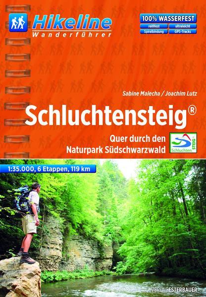 Wanderführer Schluchtensteig - Coverbild