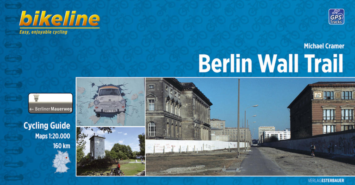 Berlin Wall Trail - Coverbild