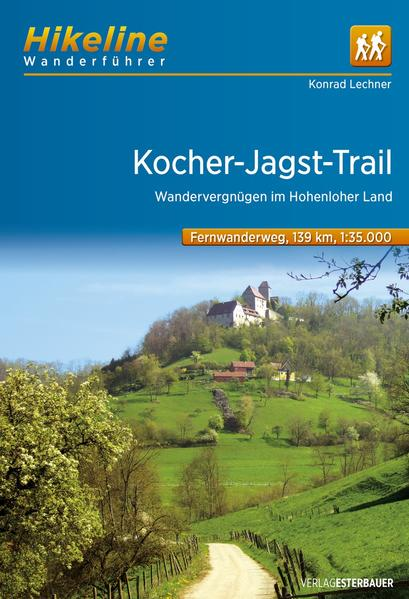 Fernwanderweg Kocher-Jagst-Trail - Coverbild