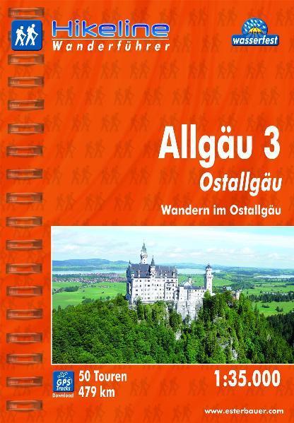 Wanderführer Allgäu 3 - Coverbild