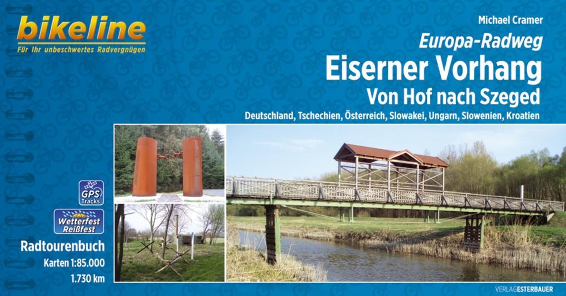 Europa-Radweg Eiserner Vorhang - Coverbild