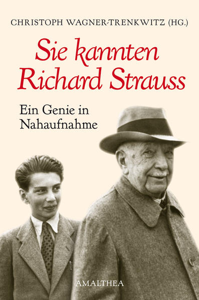 Sie kannten Richard Strauss - Coverbild