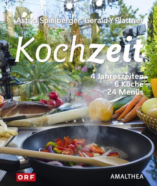 Kochzeit! 4 Jahreszeiten - Coverbild