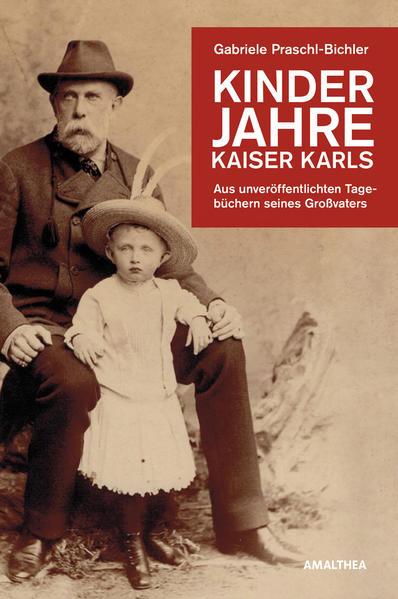 Kinderjahre Kaiser Karls - Coverbild