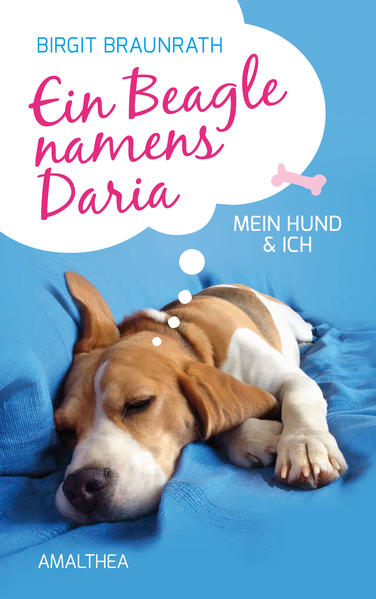 Ein Beagle namens Daria - Coverbild