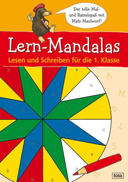 Lern-Mandalas  - Coverbild