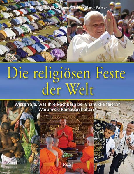 Die religiösen Feste der Welt - Coverbild