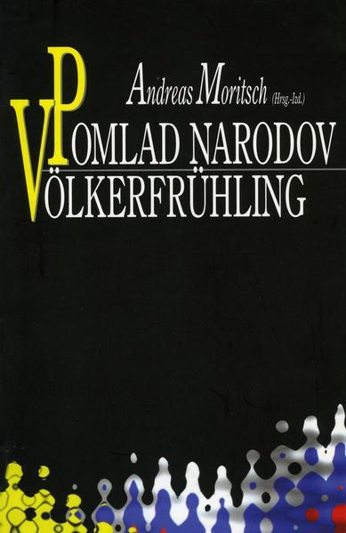 Pomlad narodov / Völkerfrühling - Coverbild