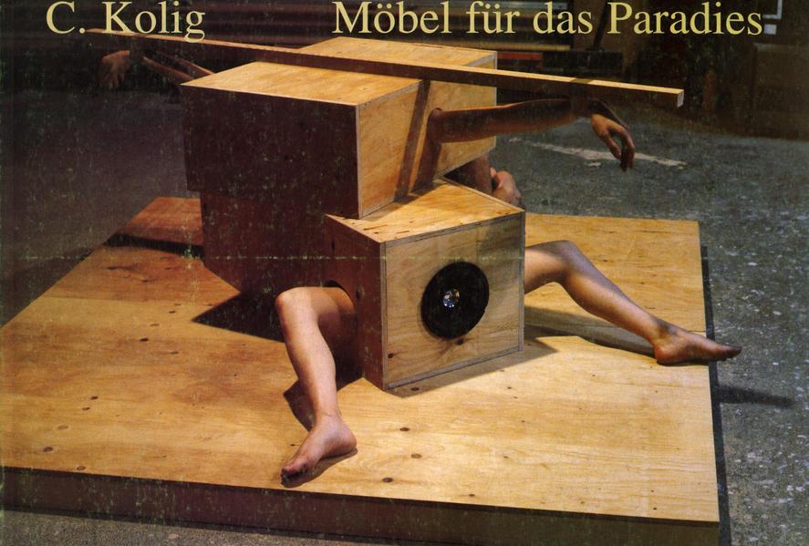Möbel für das Paradies - Coverbild
