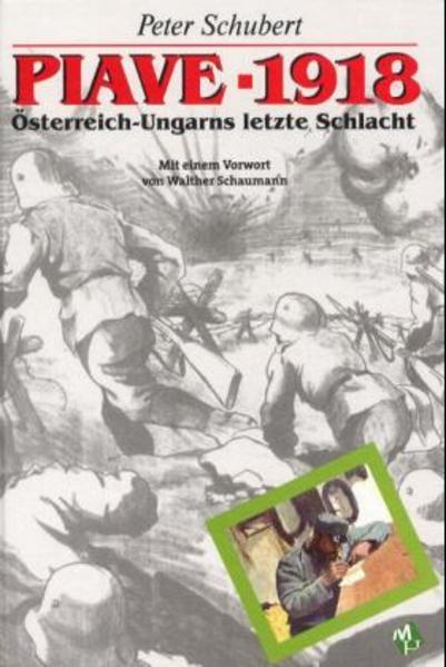 Piave - 1918 - Coverbild
