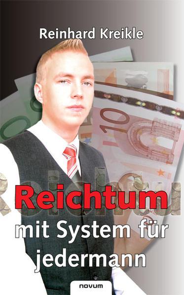 Reichtum mit System für jedermann - Coverbild