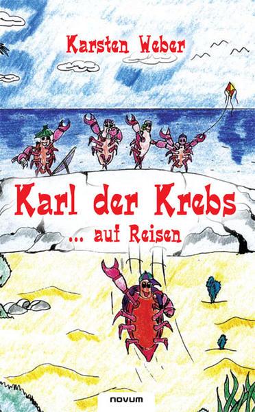 Karl der Krebs ... auf Reisen - Coverbild