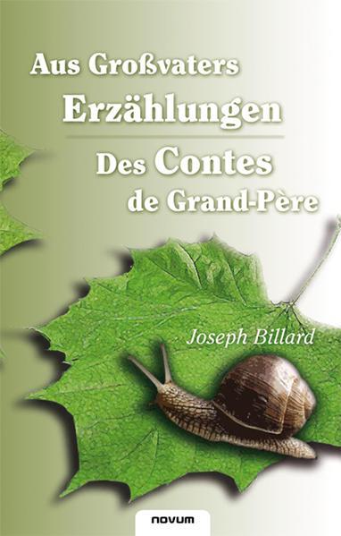 Aus Großvaters Erzählungen / Des Contes de Grand-Père - Coverbild