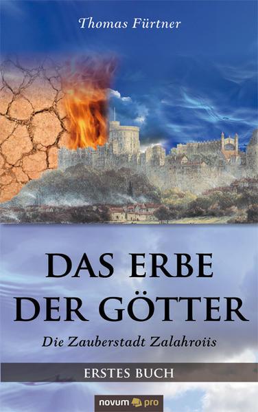Das Erbe der Götter - Coverbild