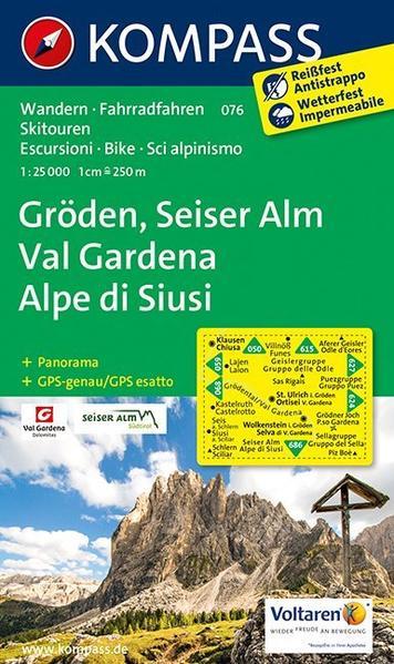 Gröden - Seiser Alm / Val Gardena - Alpe di Siusi Epub Free Herunterladen