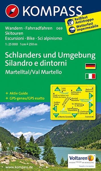 Schlanders und Umgebung /Silandro e dintorni von KOMPASS-Karten GmbH PDF Download