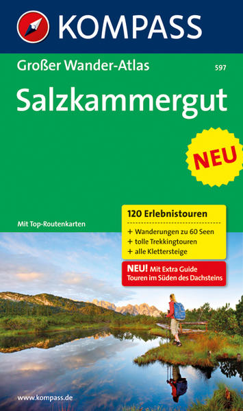 Salzkammergut - Coverbild