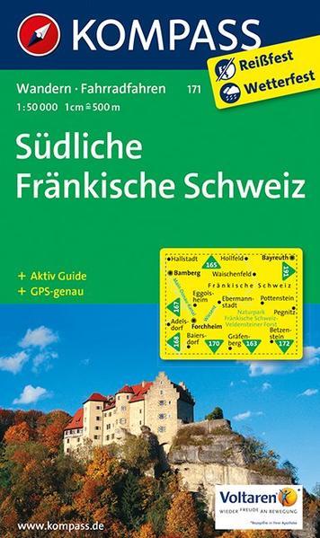 Südliche Fränkische Schweiz - Coverbild