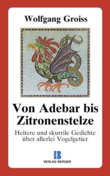 Von Adebar bis Zitronenstelze - Coverbild